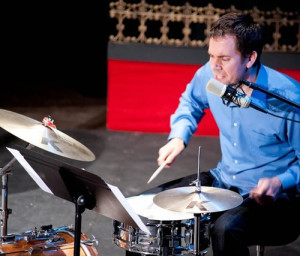 Robert Schultz, percussion