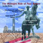 Midnight Ride of Paul Revere CD