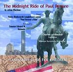 Midnight Ride of Paul Revere CD