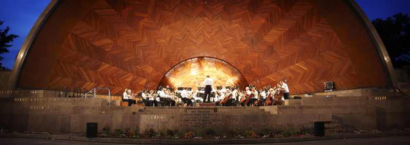 DCR Memorial Hatch Shell